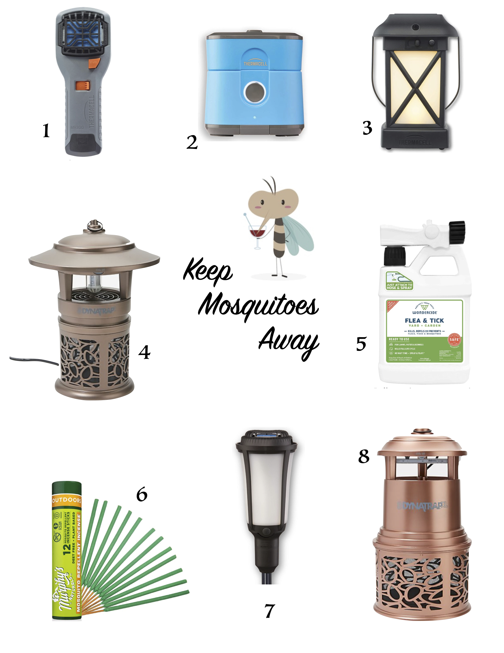 How To Keep Your Backyard Mosquito Free - Life of Style Blog